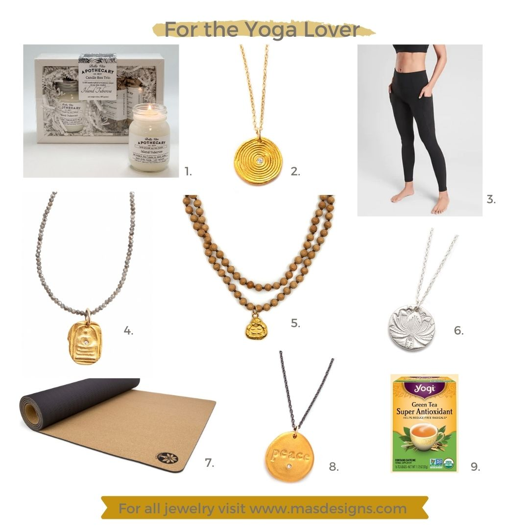 Gift Guide #1 - For the Yoga Lover