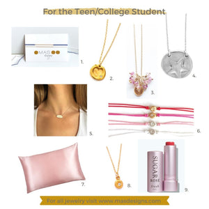 Gift Guide #3 - For the Teen/College Student