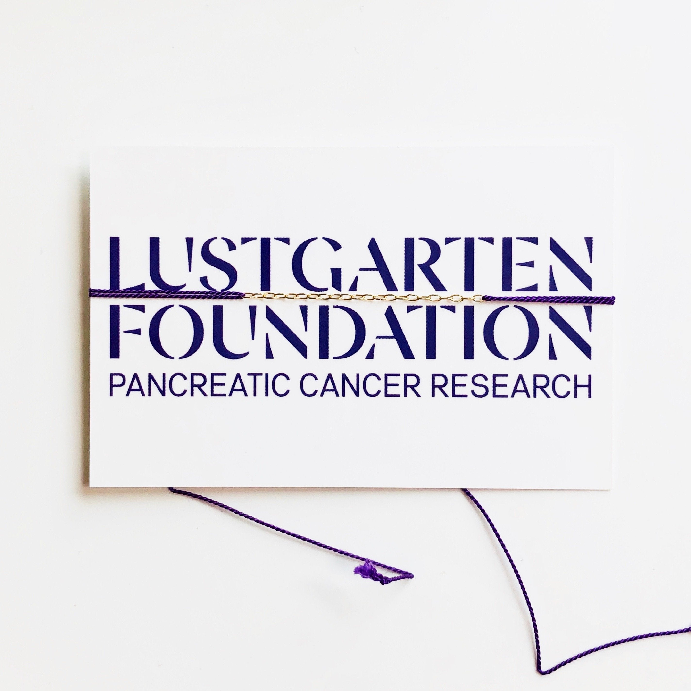 MAS Designs X Lustgarten Foundation - MAS Designs
