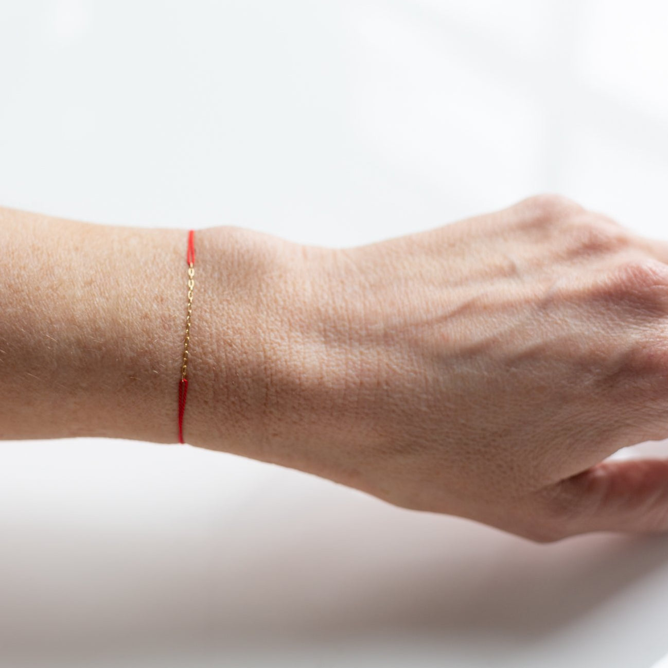 Red String Bracelet - MAS Designs