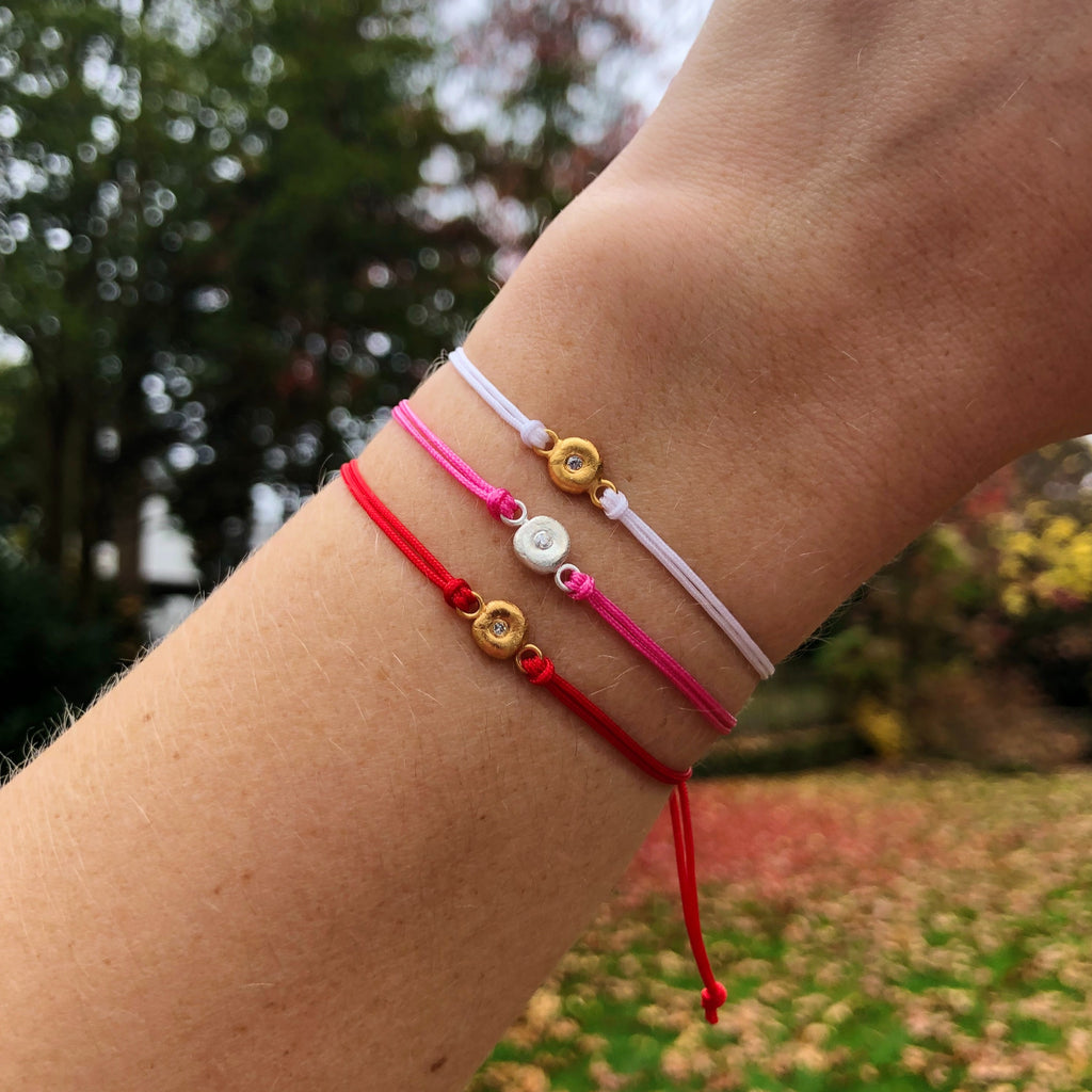 Power Bracelet Color Sets Gold