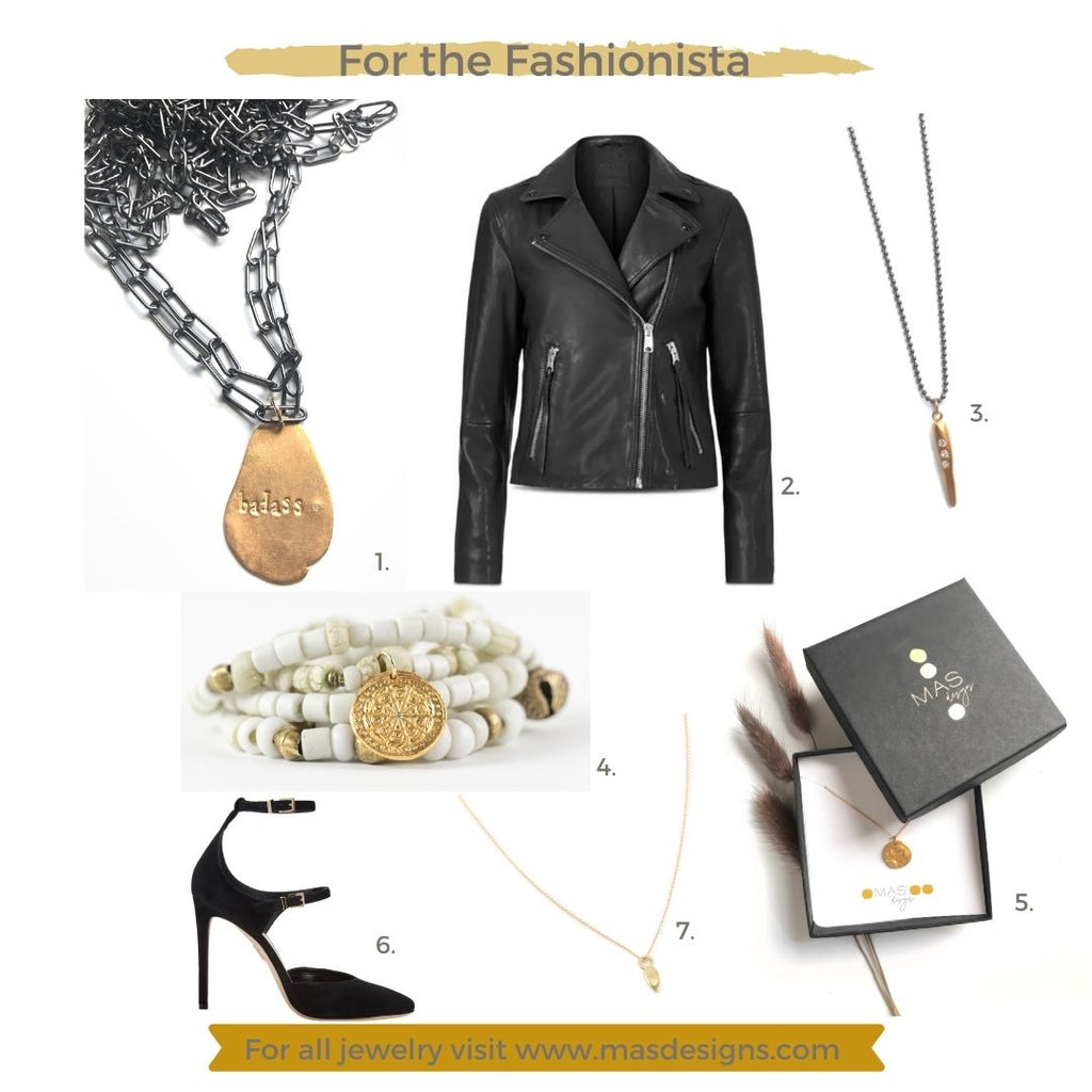 Gift Guide: For the Fashionista
