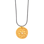 Balance Charm Necklace Charm Gold - MAS Designs