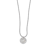 Balance Charm Necklace Charm Silver - MAS Designs