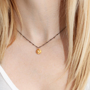 Sparks of Joy Charm Necklace Gold - MAS Designs
