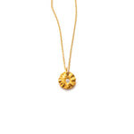 Sparks of Joy Charm Necklace Gold