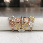 Flower Rings - MAS Designs