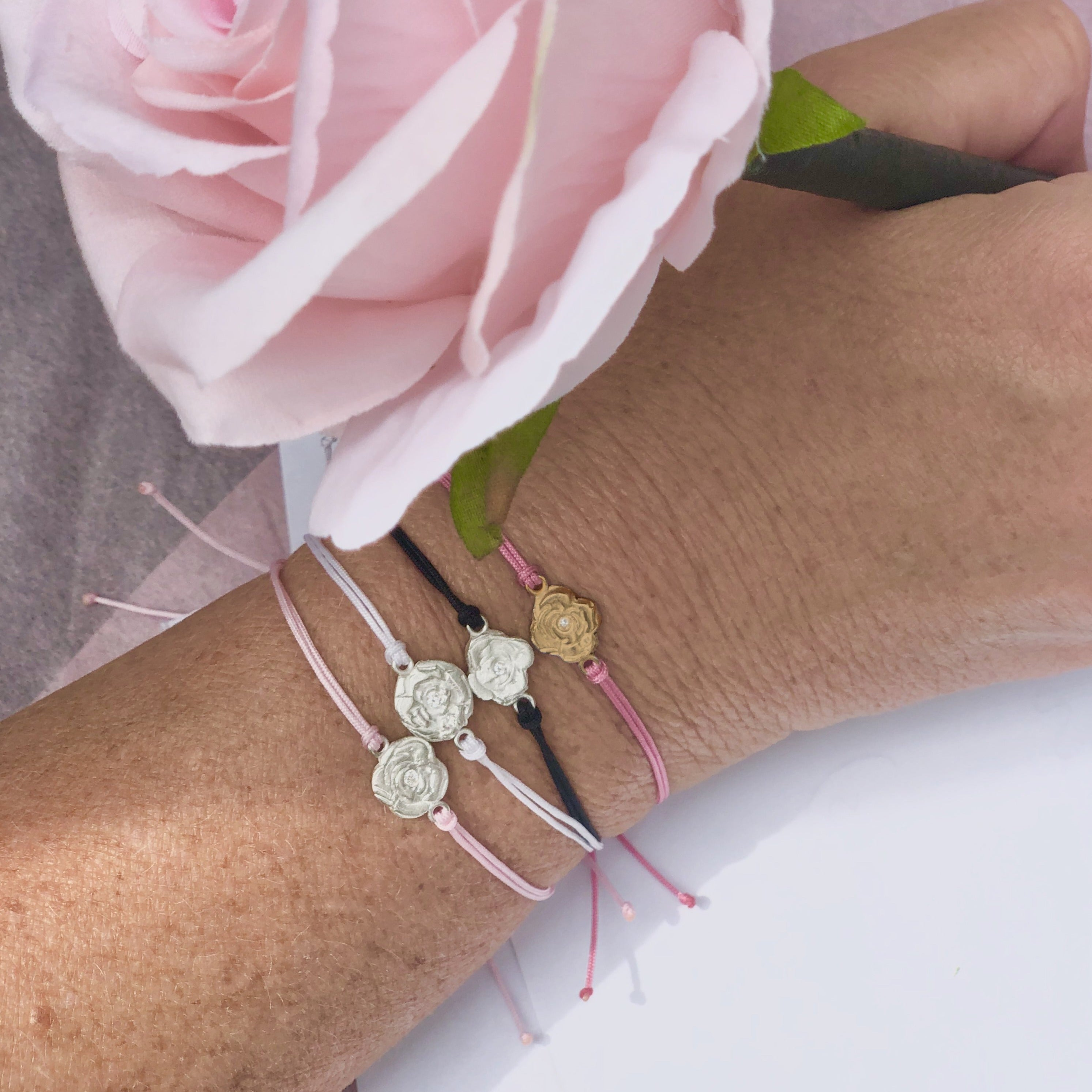 The RoseHill Bracelet by Heather RoseHill X MAS Designs Gold - MAS Designs