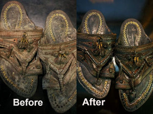 How to take care of your Kolhapuri chappal in monsoon