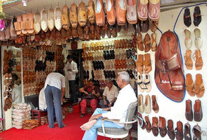 Kolhapuri chappal eyes foreign shores, set for a makeover; Paris designer roped in for training