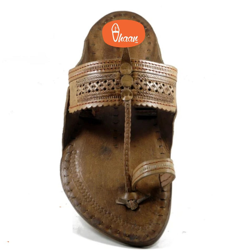 Authentic Kurundwad Kolhapuri chappal for men-vhaanfootwear-6-vhaanfootwear