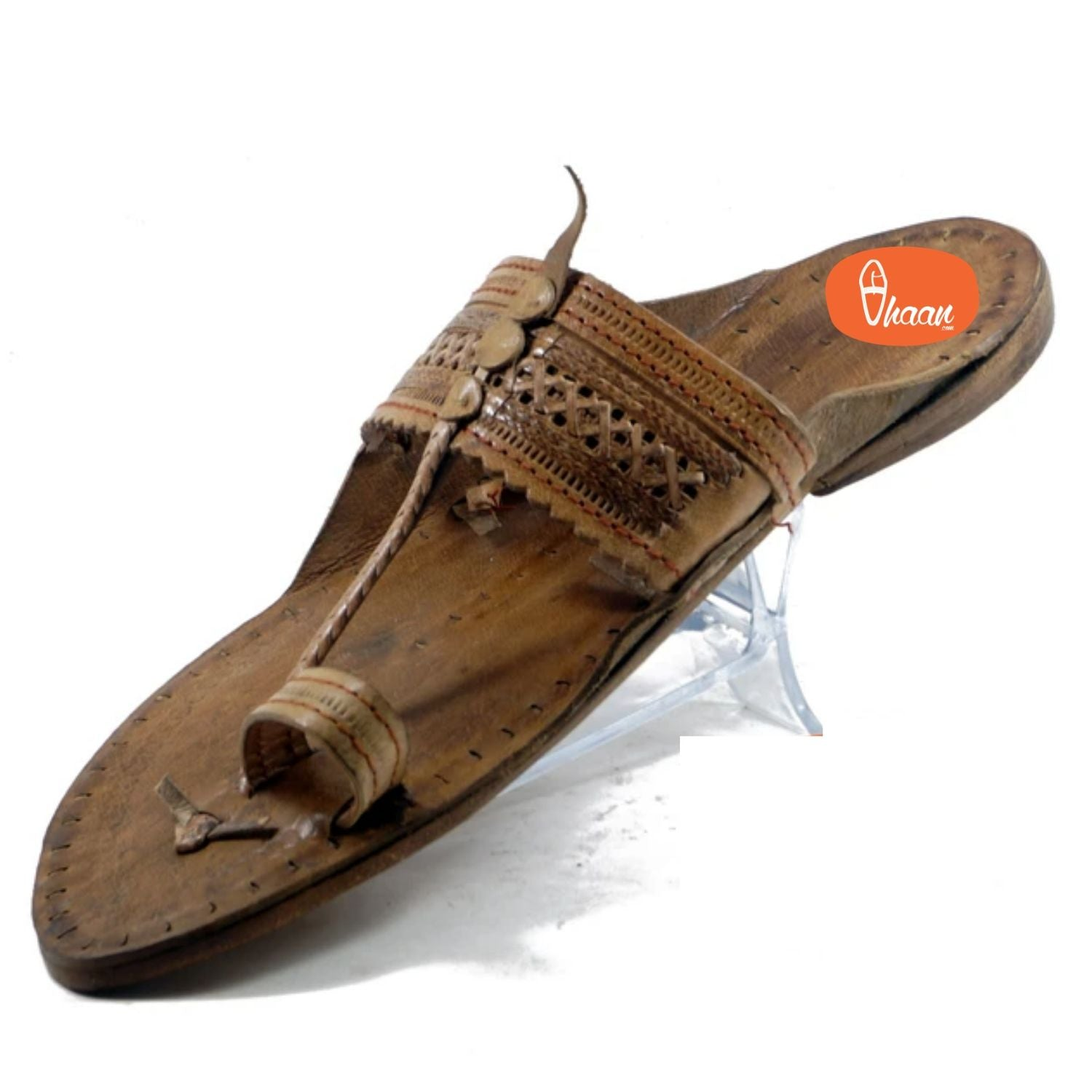 Authentic Kurundwad Kolhapuri chappal for men
