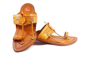 Classic Kolhapuri Chappal for mens