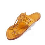 Classic Kolhapuri chappal for men Hand Stitched