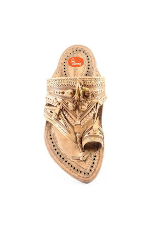 Khas Assal Shahu Maharaj Kolhapuri chappal for men