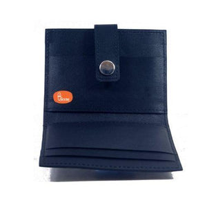 Pure Leather Card Holder (Black Color)