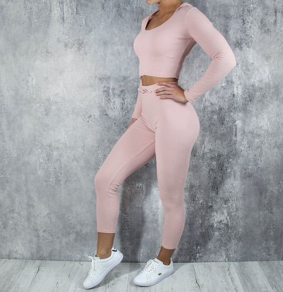 RapidWear - Comfort Set (Faded Pink)