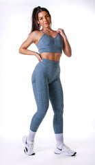 RapidWear - Vision Seamless Leggings (Blue)