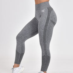 RapidWear - Vital Seamless Leggings (Charcoal)
