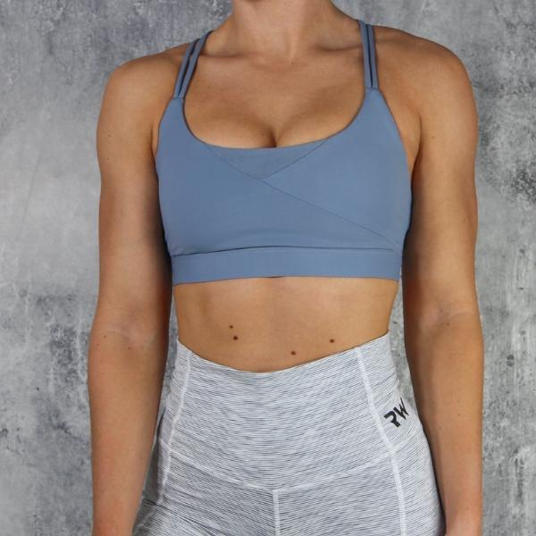 RapidWear - Combat Support Sports Bra (Blue)