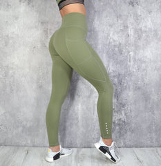 RapidWear - Energy Leggings (Olive)