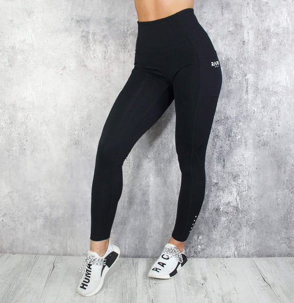 RapidWear - Energy Leggings (Black)