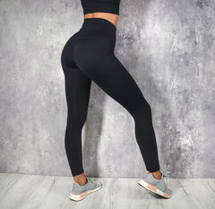 RapidWear - High Impact Leggings (Black)