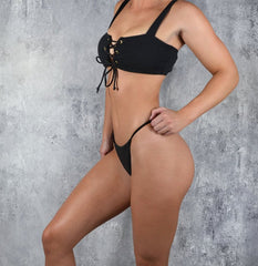 Rapid Wear Luxe Bikini Black