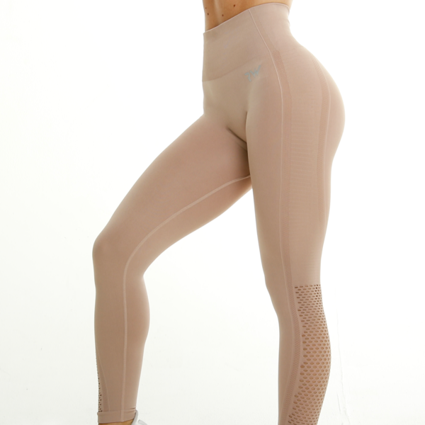 RapidWear - Seamless Agility Tights (Toffee)