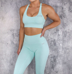 RapidWear - Shape Sportsbra (Faded Blue)