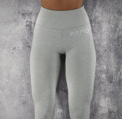 Rapid Wear Seamless Mona Leggings Grey