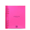 Gummy - Clipbook - A5 - Live Edge Pink