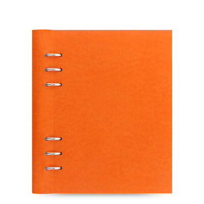 Filofax  - Clipbook Classic A5 Notebook Orange