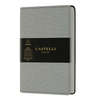 Castelli Milano Harris Pocket Flexible Notebook - Oyster Grey