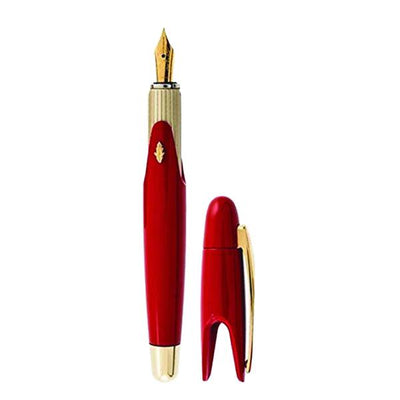 Stipula Speed Fountain Pen Red