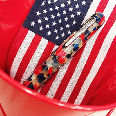 Conklin All American Fountain Pen Old Glory Special Edition