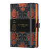 Castelli Milano Copper & Gold Pocket Notetebook -Baroque Copper