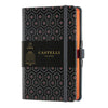 Castelli Milano Copper & Gold Pocket Notetebook - Honeycomb Copper