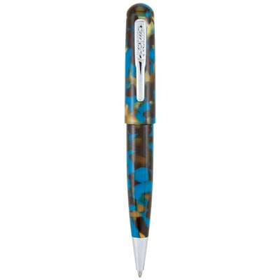 Conklin All American Ballpoint Pen Southwest Turquoise