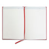 Livtek India - The flexi Diary - Booksize Undated - Ivory Cream Paper - Carnelian Burgundy