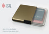 Ogon Design Big Stockholm RFID Wallet (Titanium)
