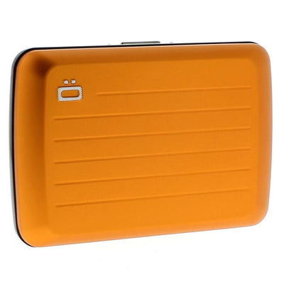 Ogon Stockholm V2 Card Holder - Orange