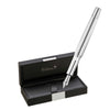 Waldmann Manager Series Wide Deep Lines Pattern Fountain Pen with steel nib