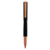 Monteverde USA  Impressa Black Rose Gold Rollerball Pen