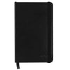 Livtek India MiPad - Medium Hardcover Derby Black Notebook