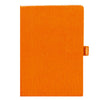 Livtek India MiPad - Large Hardcover Orange