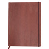 Livtek India MiPad - Large Softcover Coffee Brown