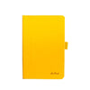 Livtek India MiPad - Pocket Size - Small Hard Cover Yellow Notebook