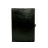 Livtek India MiPad - Pocket Size - Small Hard Cover Derby BlackNotebook