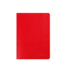 Livtek India MiPad - Pocket Size - Small Soft Cover Tomato Red Notebook